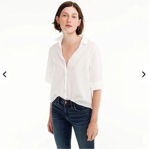 J.Crew Short-sleeve button-up shirt